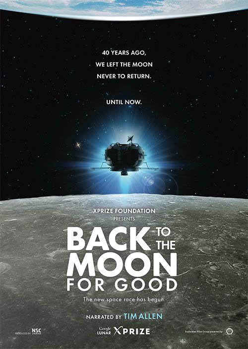 Επιστροφή στη Σελήνη για πάντα