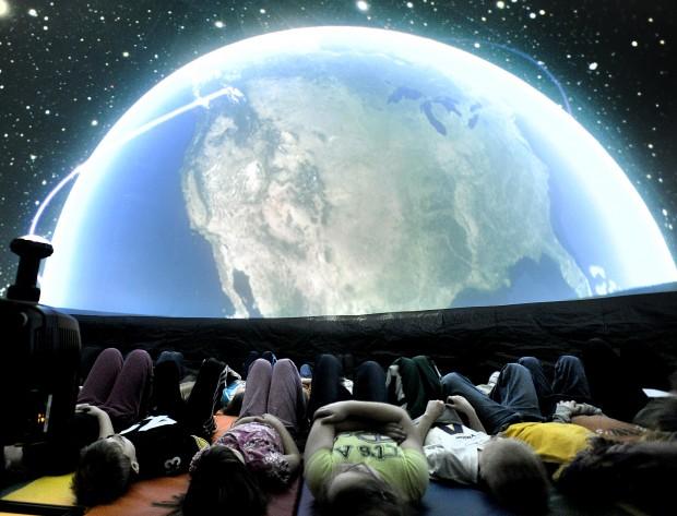κινητό ψηφιακό πλανητάριο