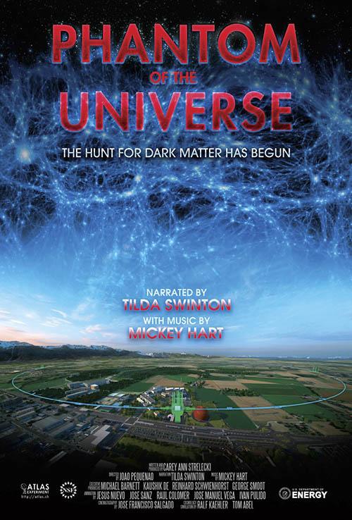 Το Φάντασμα του Σύμπαντος - Η Αναζήτηση της σκοτεινής ύλης